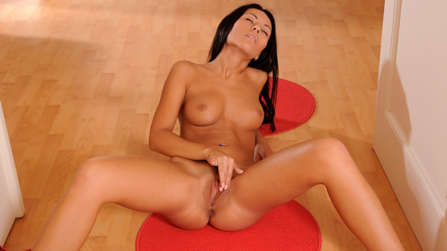 Exotic looking Nubile Bailey